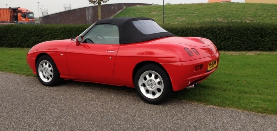 2002 Fiat Barchetta Related Infomation Specifications